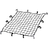 カーメイト(CARMATE) バゲッジネットM ブラック IN519-5