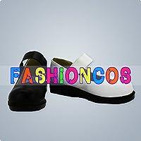 ★サイズ選択可★女性22.5CM UA0388 ダンガンロンパ Dangan Ronpa モノクマ 熊 コスプレ靴 ブーツ