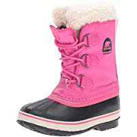 Sorel Youths Yoot Pac Textile Boots