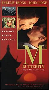 M. Butterfly [VHS] [Import]