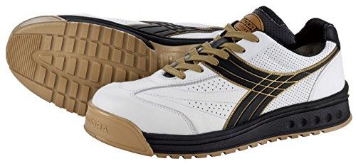 ドンケル/ディアドラ DIADORA 安全作業靴 ピーコック...