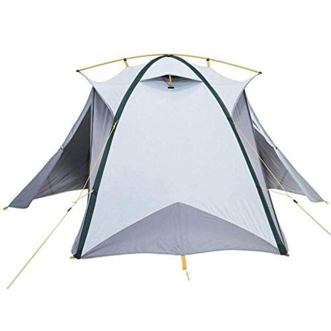 みがきますディベート暴徒テント、キャンプテント、アウトドアキャンプ日焼け止め防風防水ポータブルシンプルセットアップテント