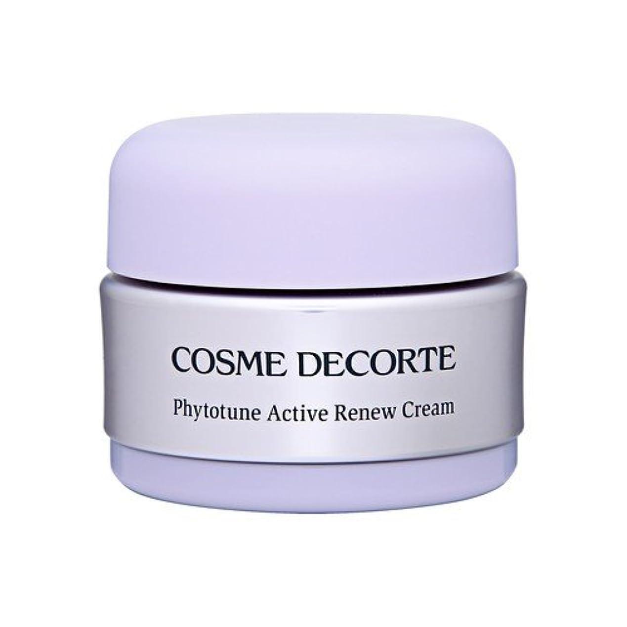 役割クラッシュ石灰岩コスメ デコルテ(COSME DECORTE) フィトチューンアクティブリニュークリーム 30g [364491][並行輸入品]