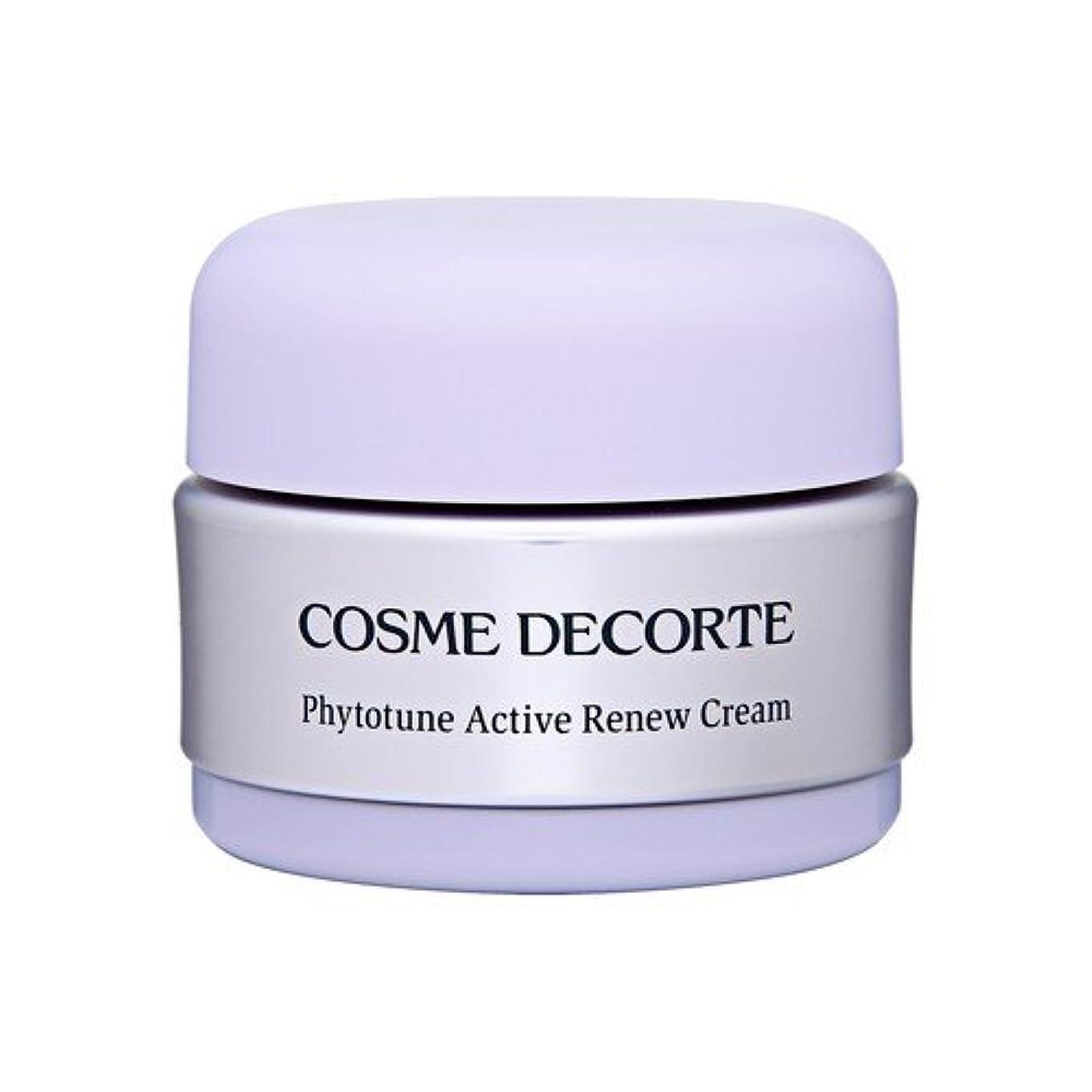 レバーブロック形容詞コスメ デコルテ(COSME DECORTE) フィトチューンアクティブリニュークリーム 30g [364491][並行輸入品]