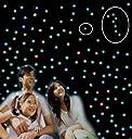 【北斗七星】 お星さま に囲まれて 寝るのが楽しみ 星座 のお勉強 ! 光る 蓄光 蛍光 夜光 星型 シール 計262枚 + 北斗七星 テンプレート + 北極星 遮光防水バッグパッケージでお届けします