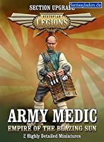 Empire of the Blazing Sun Legions: Army Medic