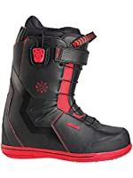 DEELUXE Snowboarding IDxHC PF Boots Size 30.5 Black/Red [並行輸入品]