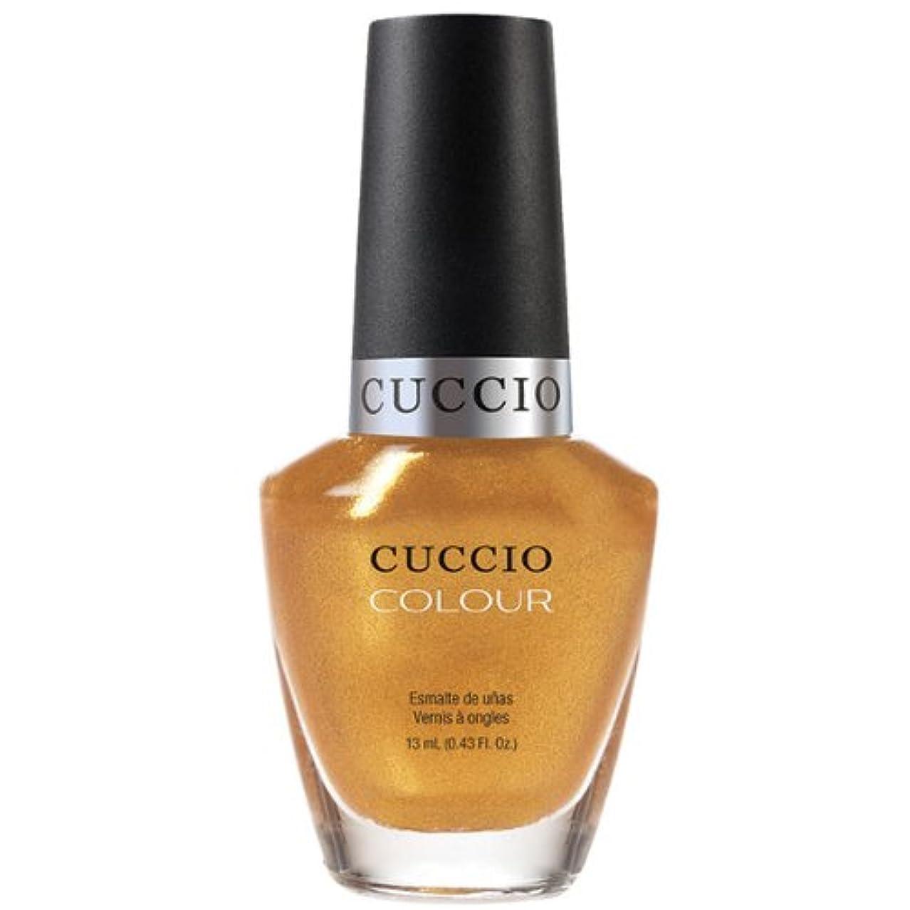 累積句読点シリーズCuccio Colour Gloss Lacquer - Russian Opulence - 0.43oz / 13ml
