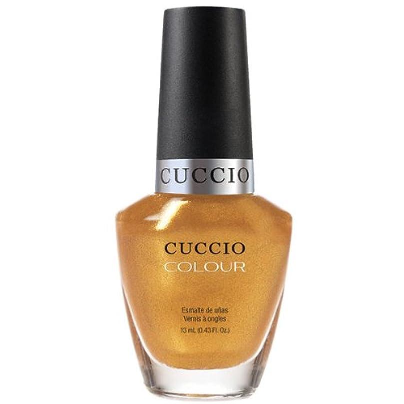 ハイジャック私たち自身松の木Cuccio Colour Gloss Lacquer - Russian Opulence - 0.43oz / 13ml