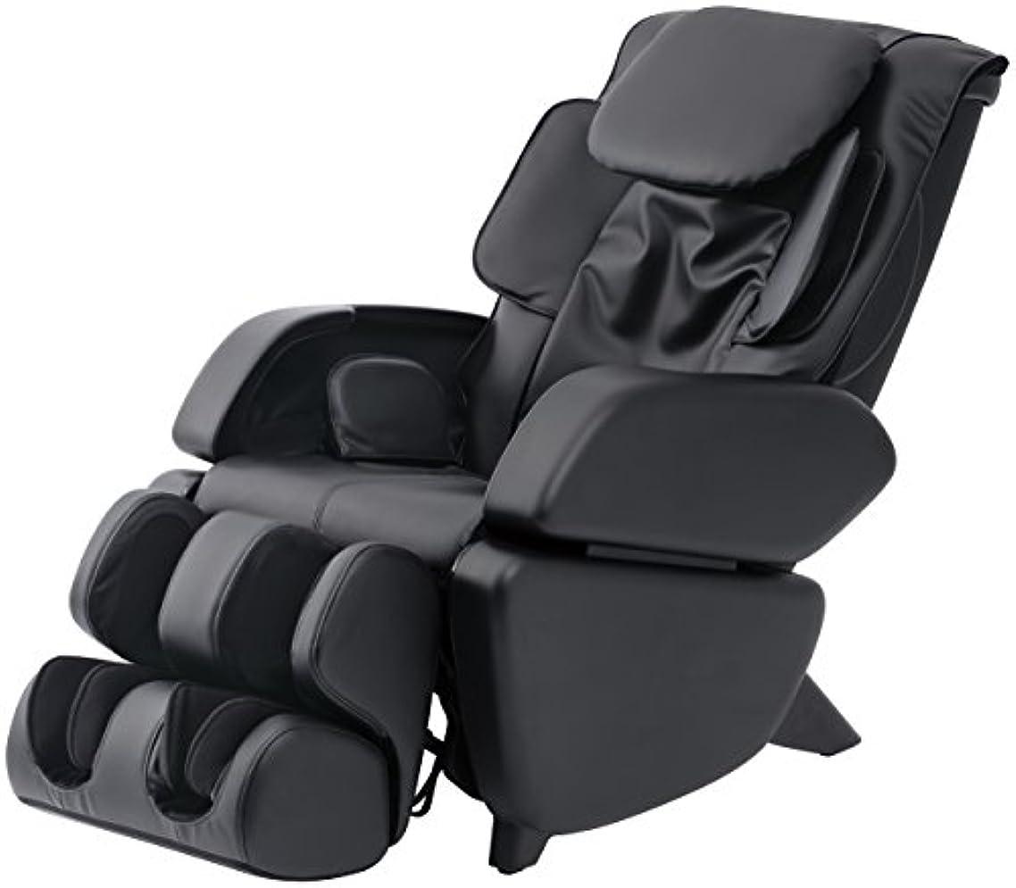 スライヴ マッサージチェア くつろぎ指定席 「つかみもみ機能搭載」 ブラック CHD-9006(K)