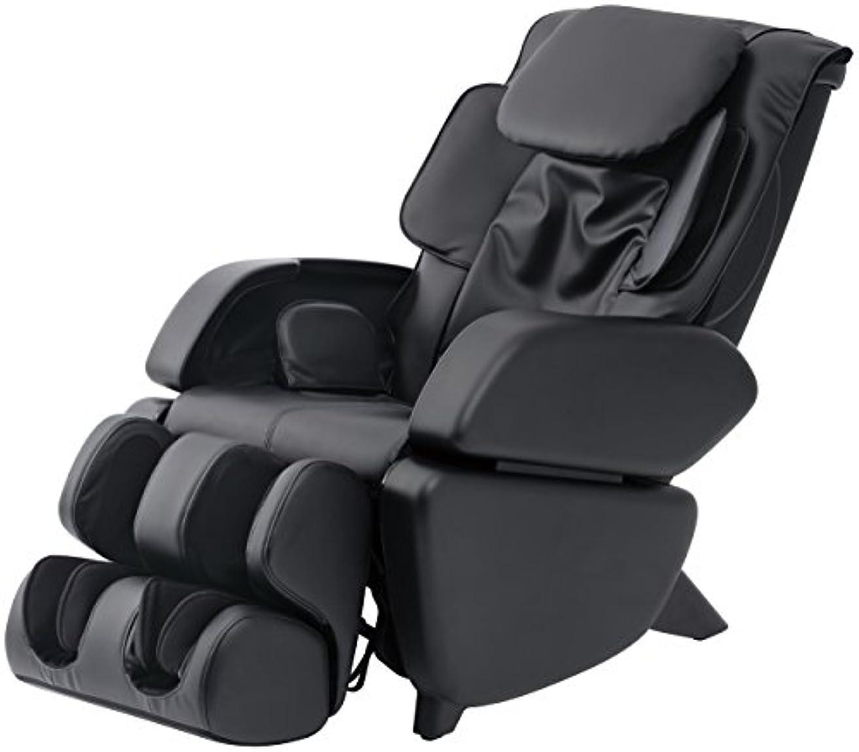アナニバー子合理的スライヴ マッサージチェア くつろぎ指定席 「つかみもみ機能搭載」 ブラック CHD-9006(K)