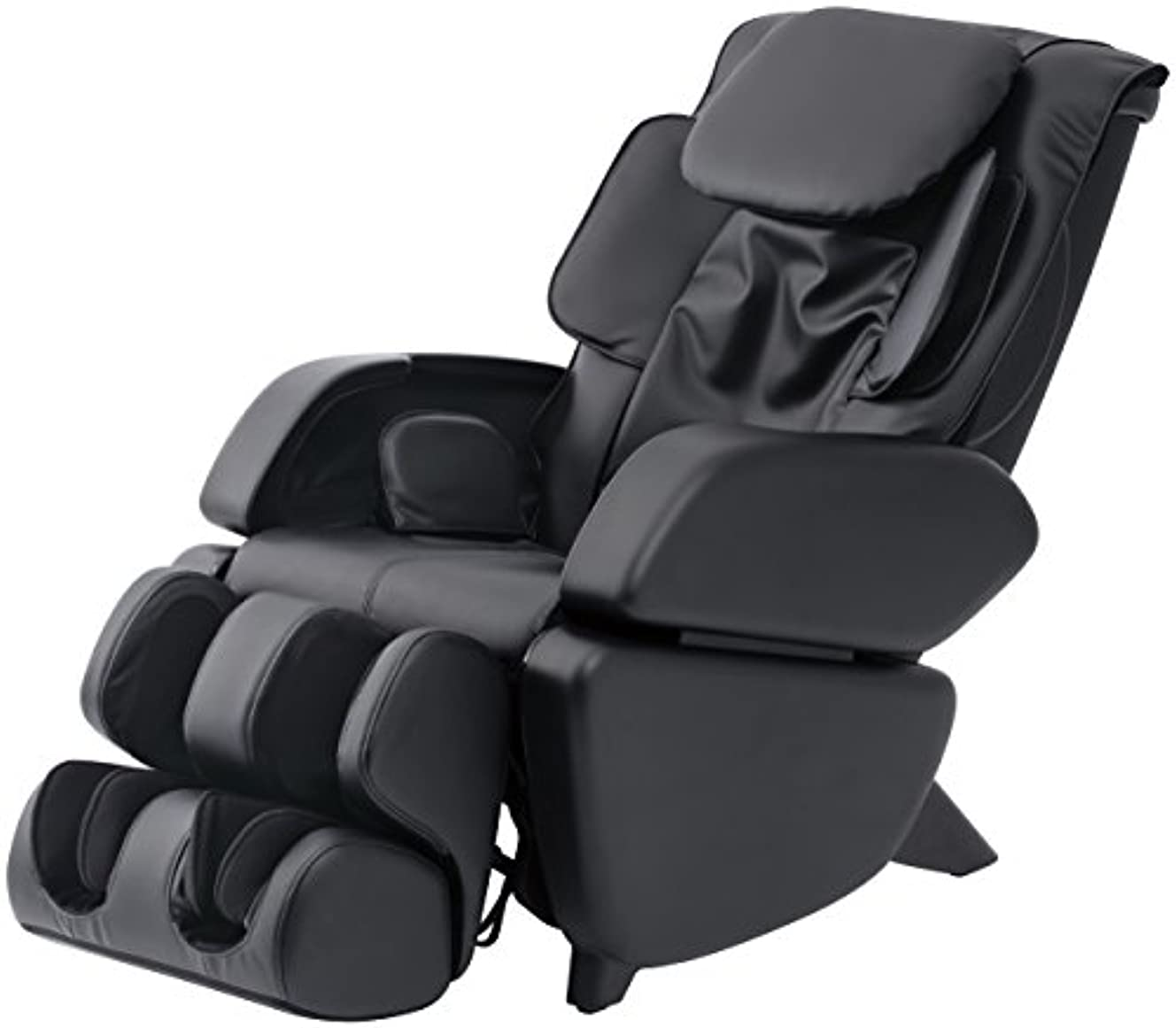 誰でもご予約凝視スライヴ マッサージチェア くつろぎ指定席 「つかみもみ機能搭載」 ブラック CHD-9006(K)