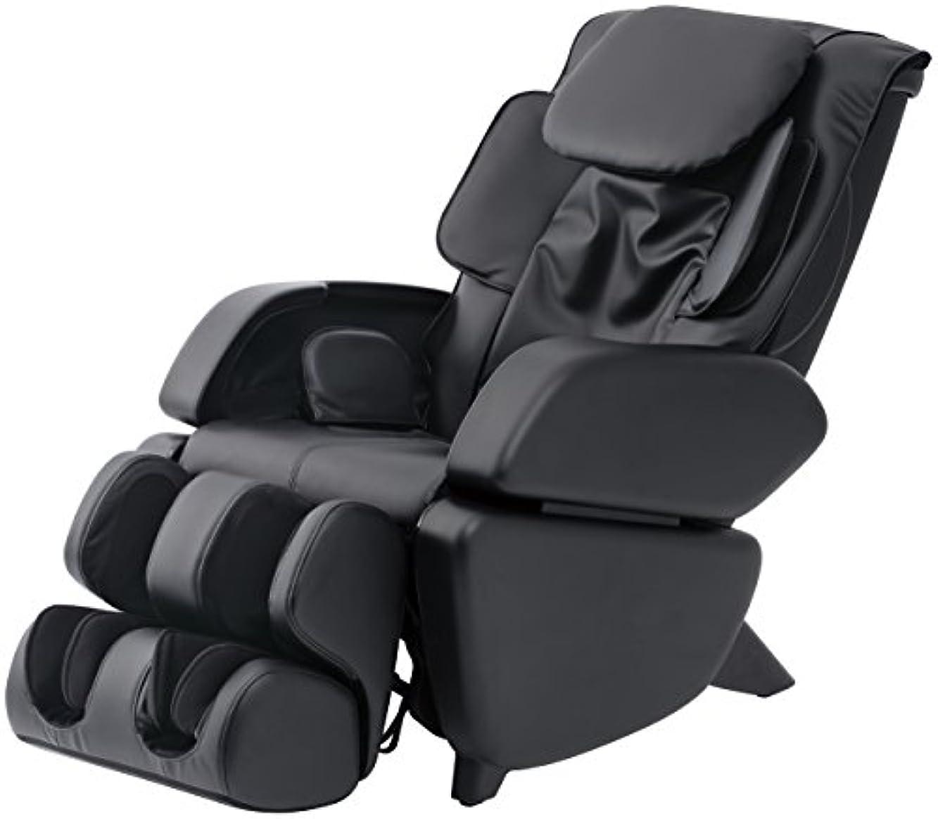 被害者奪う遺体安置所スライヴ マッサージチェア くつろぎ指定席 「つかみもみ機能搭載」 ブラック CHD-9006(K)