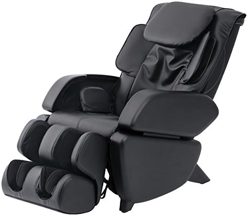 私の雇ったパイントスライヴ マッサージチェア くつろぎ指定席 「つかみもみ機能搭載」 ブラック CHD-9006(K)