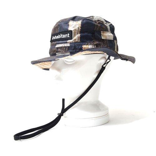 (インハビタント)INHABITANT MEXICAN ADVENTURE HAT IH518HW13 NV ネイビー F