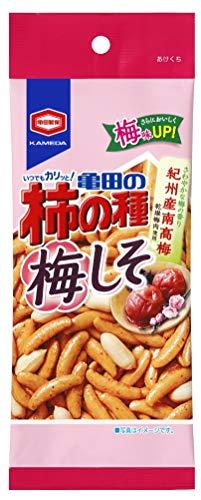 亀田の柿の種 梅しそ 60g