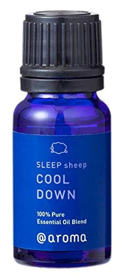 どこにでもライナー分注するSLEEP sheep クールダウン10ml