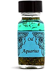 アンシェントメモリーオイル 12星座オイル(占星術オイル)Aquarius 水瓶座 1月20日~2月18日