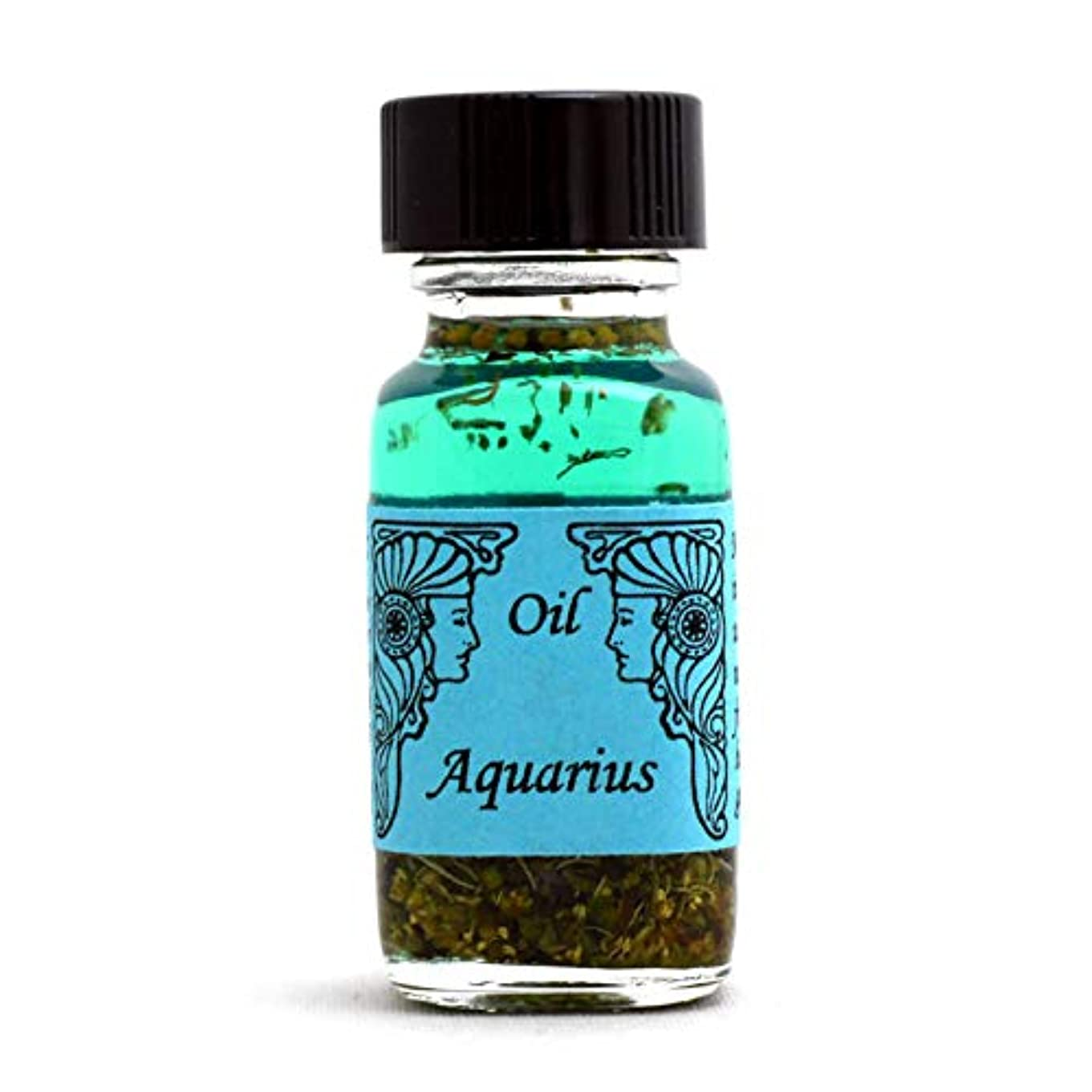 エスニックそうでなければビバアンシェントメモリーオイル 12星座オイル(占星術オイル)Aquarius 水瓶座 1月20日~2月18日
