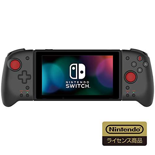 【任天堂ライセンス商品】携帯モード専用グリップコントローラー for Nin...