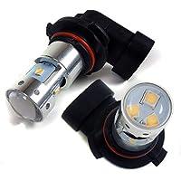 CR-V LEDフォグランプ HB4 ホワイト 30W バルブ 2個セット フォグ 左右セット
