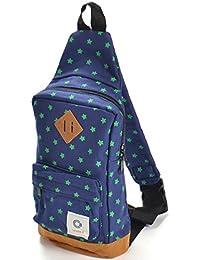 【D2-1】 EITO ボディバッグ レディース キッズ 親子で使える ワンショルダーバッグ 斜めがけバッグ 【ET-BODY】