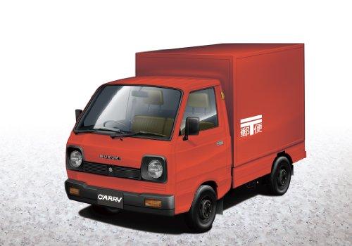 1/24 ザ・ベストカーヴィンテージシリーズ No.72 キャリイトラック (ST30) 郵政省仕様