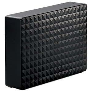 Seagate USB3.0接続 外付けハードディスク 4.0TB 【WEB限定商品】 SGD-JNY040UBK