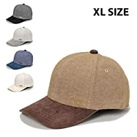 [ライオン堂] ルフトキャップXL (帽子) 58cm~61cm推奨 ネイビー
