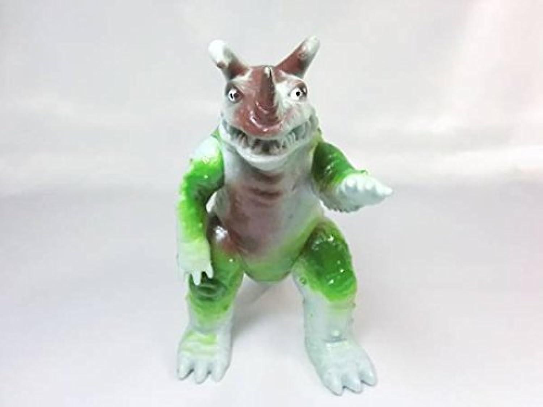 硬質 バンダイ ウルトラマン 怪獣 ソフビ ネロンガ D