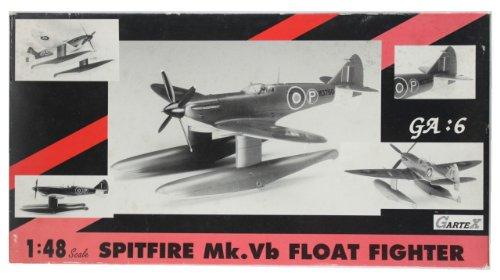1/48 スピットファイア Mk.Vb フロートファイター