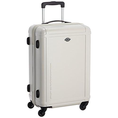 ディッキーズ Dickies スーツケース/キャリーケース 46L ホワイト