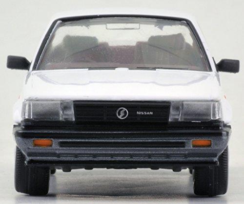 トミカリミテッドヴィンテージ ネオ 1/64 LV-N10c サニー1500スーパーサルーン (白/グレー)