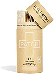 PATCH Hypoallergenic wound Strips - Tube - 25 Strips
