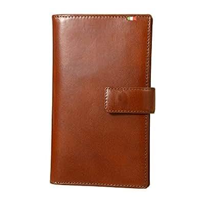(ミラグロ) Milagro タンポナートレザー 30枚カード収納長財布