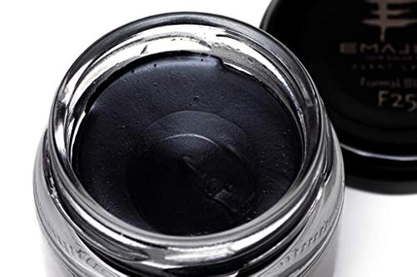 外部エーカー浸したEMAJINY【G】カラーワックス Formal Black F25 ブラック 黒 36g