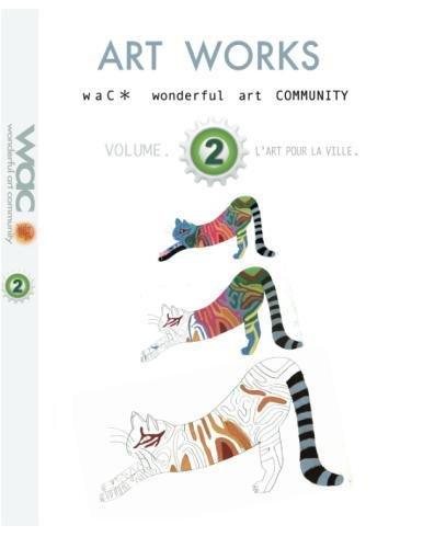 [画像:waC ART WORKS VOLUMU.2]