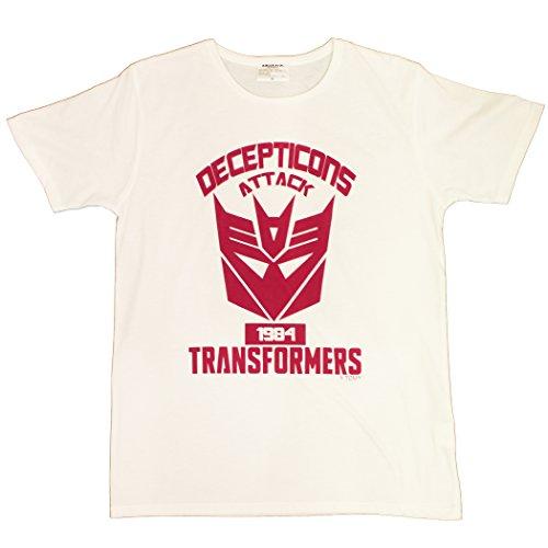 トランスフォーマー【国内公式監修】Tシャツ ディセプティコンエンブレム