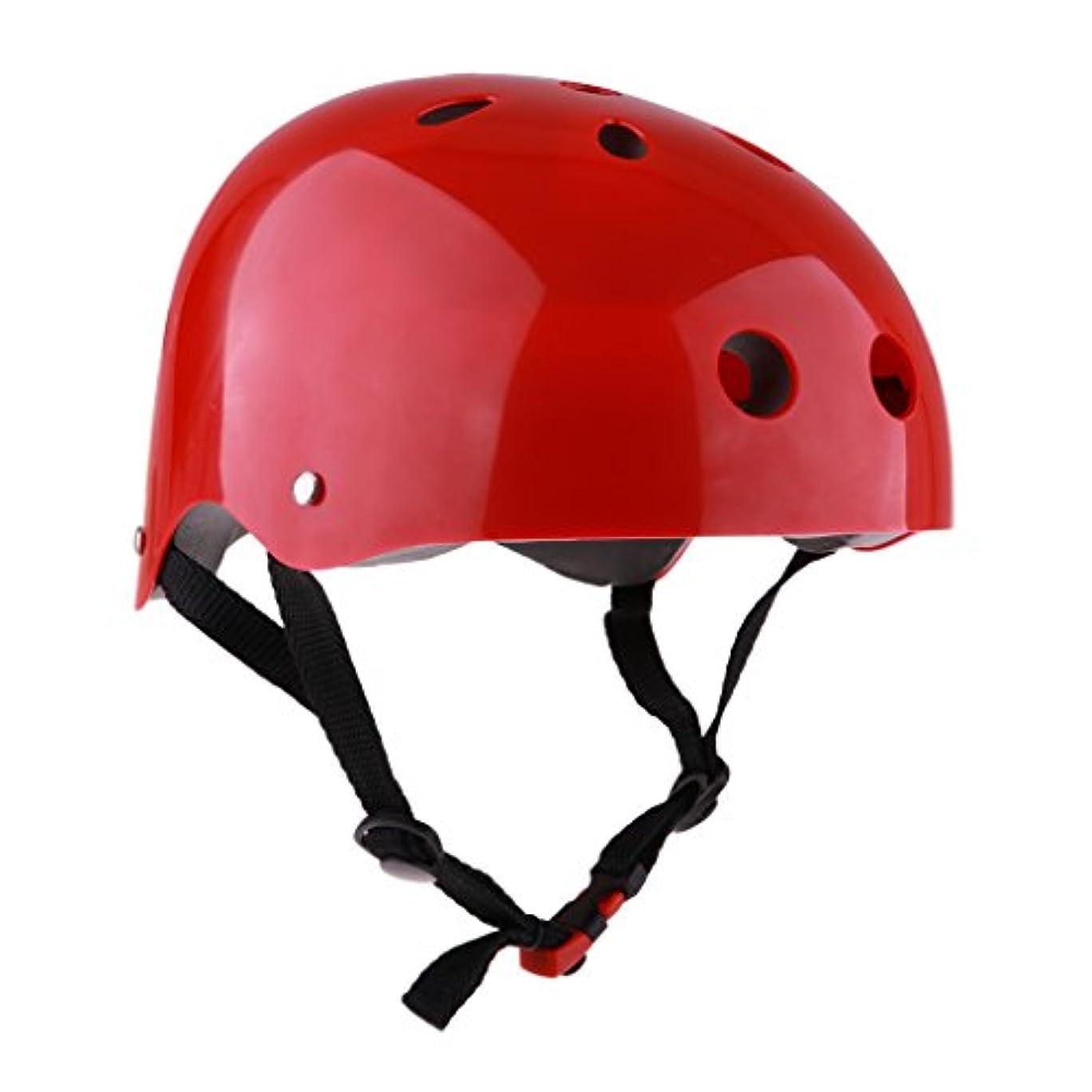 かけがえのない敗北嬉しいですFenteer ウェイクボードカヤック用 ユニバーサル ウォータースポーツ ヘルメット カヌーボート 漂流セーリング 高密度