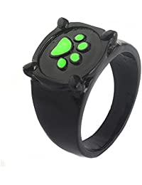 Mxcostume Cat Noir Zinc Alloy Ring Cosplay Accessories