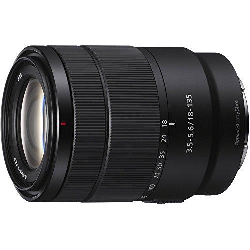 ソニー SONY 高倍率ズームレンズ E 18-135mm F3.5-5.6 OSS ソニー Eマウント用 APS-Cフォーマット専用 SEL1...