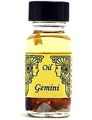 アンシェントメモリーオイル 12星座オイル(占星術オイル)Gemini ふたご座 5月21日~6月20日