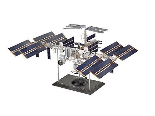 ドイツレベル ISS 国際宇宙ステーション 1/144 R04841