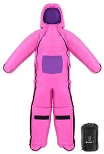 DOPPELGANGER(ドッペルギャンガー) アウトドア ヒューマノイドスリーピングバッグ 人型寝袋 ver.5.0 DS-06B Carol [最低使用温度 5度]