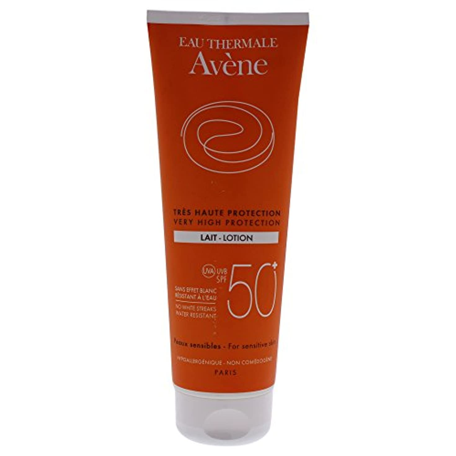 検証能力性別Avène Sun Body Lotion 50+ 250ml