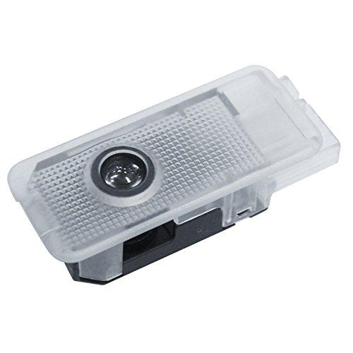 LIKECAR カーテシ LED カーテシランプ カーテシライト 2個1セット Peugeot車用