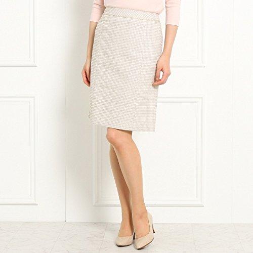 クード シャンス(COUP DE CHANCE) リンストツイードAラインスカート