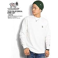 (エンドレスサマー) The Endless Summer TES CALIFORNIA EMB LST -WHITE- fh-8774320