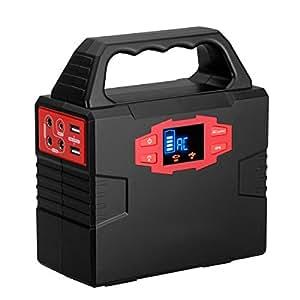 Rockpals ポータブル電源 家庭用蓄電池 3WAYシステム UPS機能 40800mAh 150Wh DC AC usb 1.4キロ 予備電源 緊急対策