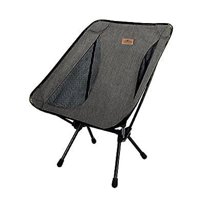 Snowline Lasse Chair, Medium, Dark Grey